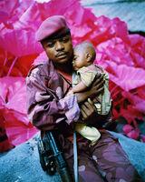 Richard Mosse, 'Madonna and Child, North Kivu, Eastern Congo, 2012', 2012