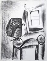 Pablo Picasso, 'Le Hibou noir', 1921