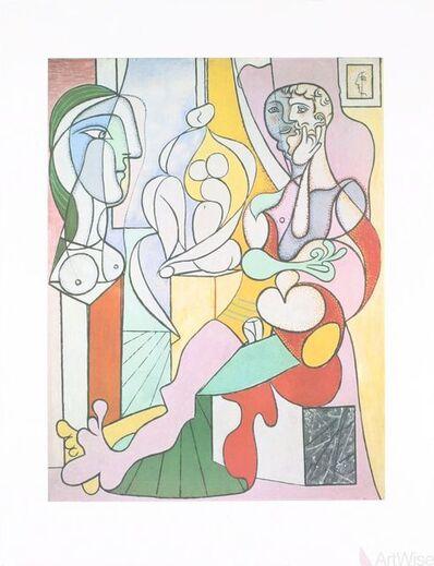 Pablo Picasso, 'Le Sculpteur', 1995