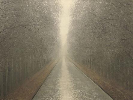 Benoît Trimborn, 'Canal au brouillard'