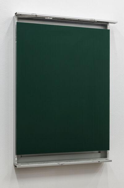 Cabrita, 'Green Glass Window #1', 2014