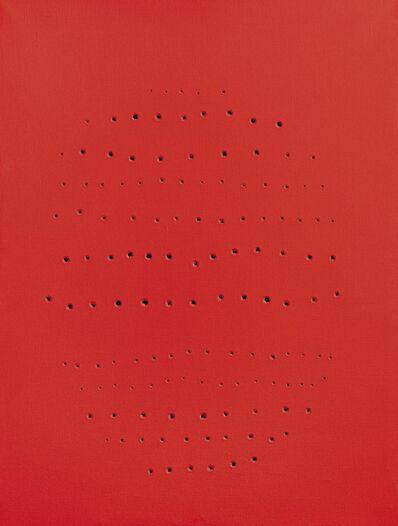 Lucio Fontana, 'Concetto spaziale', 1960