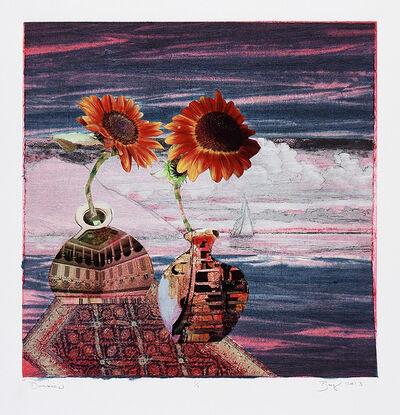 Marian Bingham, 'Daisies'