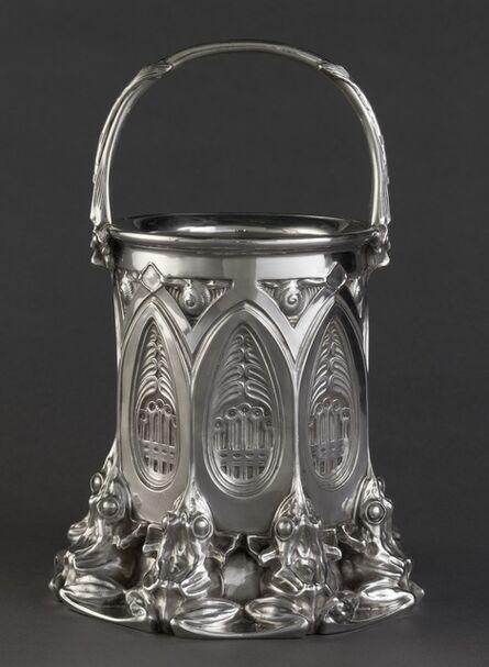 'Seau à glace (ice bucket)', 1907