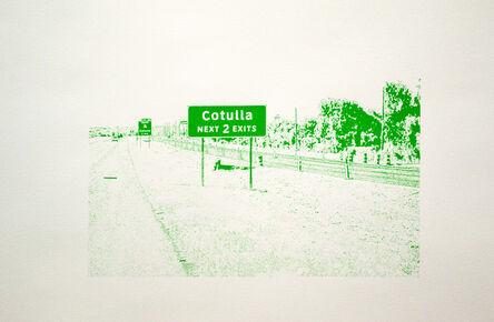 Ethel Shipton, 'Cotulla', 2014