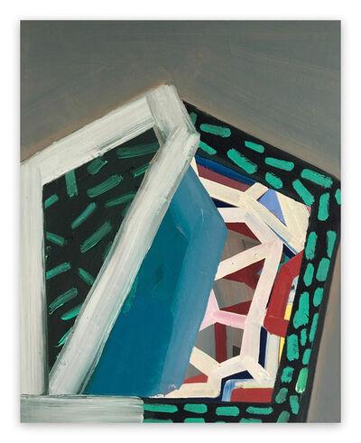 Ashlynn Browning, 'Frenetic (Abstract painting)', 2018