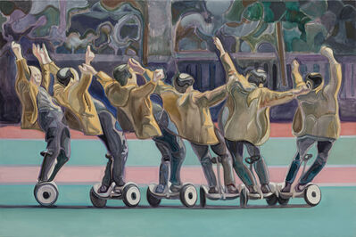 Guo Hongwei 郭鸿蔚, 'Laughing at this World No.2', 2020