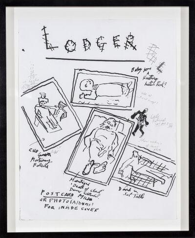 Derek Boshier, 'Drawing for David Bowie ', 1979