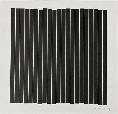 Vera Molnar, '21 rectangles', 1988