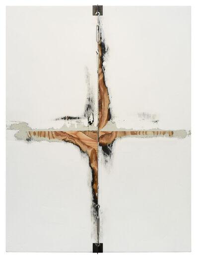 Noriyuki Haraguchi 原口 典之, 'Wall and Wire Rope 2', 2019