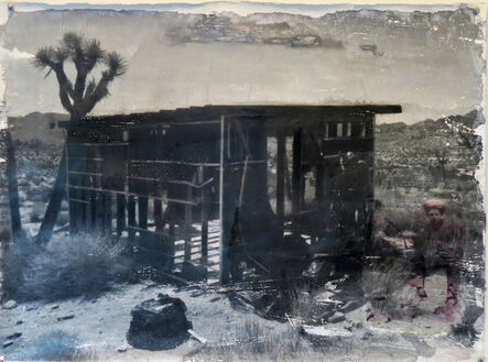 Frederick Fulmer, 'Deconstructed Homestead Cabin', 2018