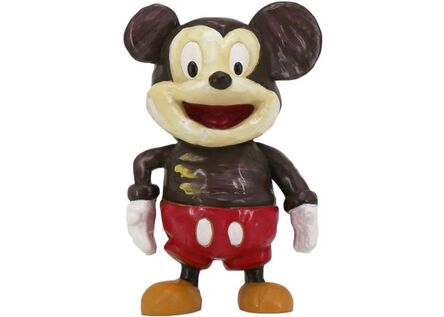 Katherine Bernhardt, 'What's Up Mickey', 2020
