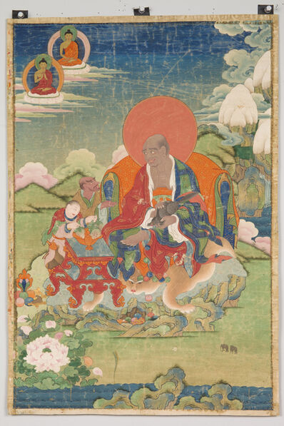 'Arhat Bakula', Late 19th or 20th century