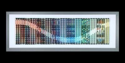 Yaacov Agam, 'Rainbow Rhythm', 1995