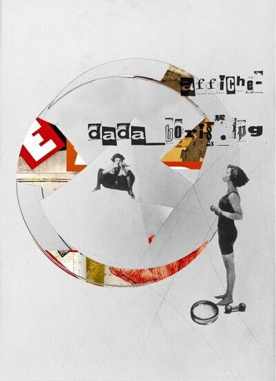 Thomas Israël, 'Lazlo/cinetic/generative/dada.isr', 2017