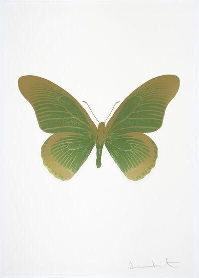 Damien Hirst, 'The Souls IV - Leaf Green/Sunset Gold', 2010