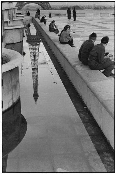 Elliott Erwitt, 'Left Bank Cafe, Paris', 1951