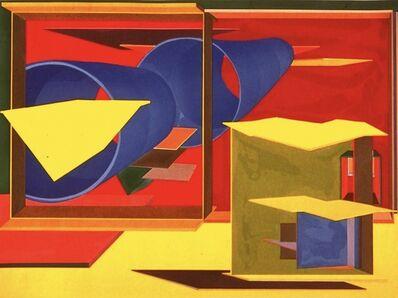 Al Held, 'Pachinko', 1989