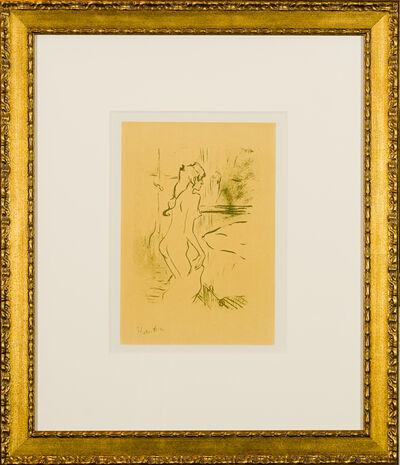 Henri de Toulouse-Lautrec, 'Etude de Femme', 1950