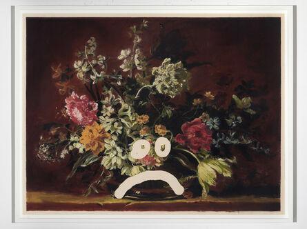 Eric Yahnker, 'Bummed Bouquet #2', 2018