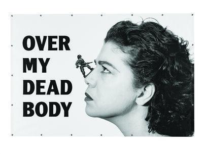 Mona Hatoum, 'Over My Dead Body', 1988-2002