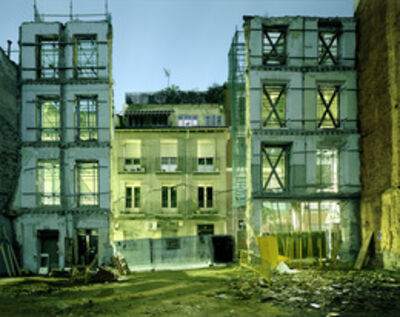 Primož Bizjak, 'Calle Amparo, Madrid', 2009