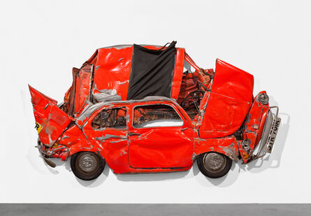 Ron Arad, 'Pressed Flower Red', 2013