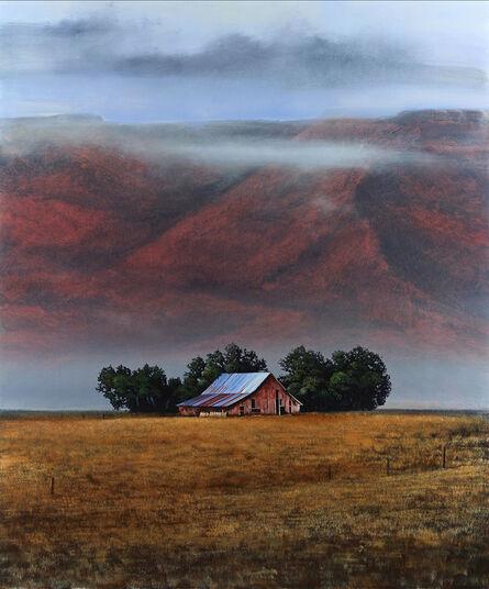 Michael Gregory, 'Red Shoulders', 2016