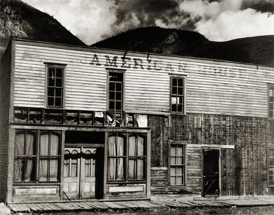 Paul Strand, 'American House, Ghost Town, Colorado', 1931