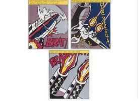 Roy Lichtenstein, 'As I Open Fire', 1966-2000