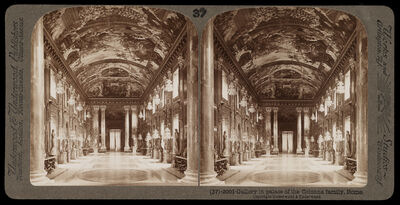 Bert Underwood, 'Gallery in Palace of the Colonna family, Rome', 1900