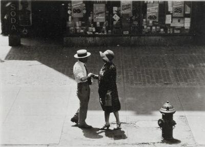 Ralph Steiner, 'Hell's Kitchen Minuette', 1922