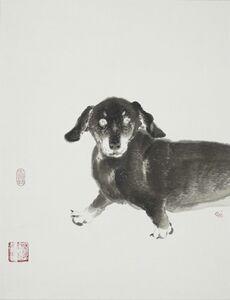 王怡然Wang Yi-Jan, '犬童丸', 2018
