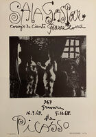Pablo Picasso, 'Picasso. 347 Gravures  16.3.68 | 5.10.68', 1970