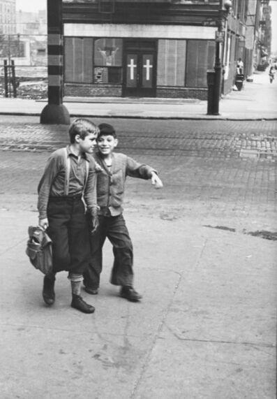 Helen Levitt, 'NYC', 1940