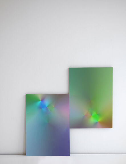Fabian Albertini, 'Light Perception', 2018