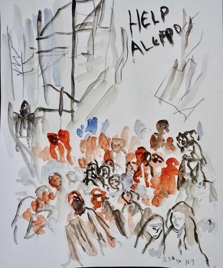 Rodrigo Pecci, 'Aleppo ', 2016