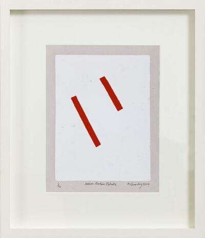 Keith Coventry, 'Allom Barlow Estate', 2016