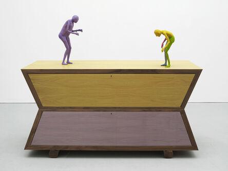 Francis Upritchard, 'Echo Cabinet', 2011