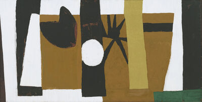 Robert Motherwell, 'The Voyage', 1948-1949