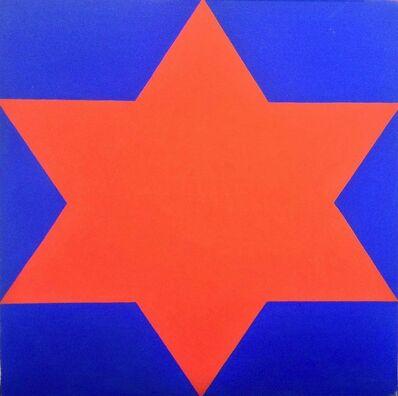 Albert Mertz, 'Stjerne', 1981
