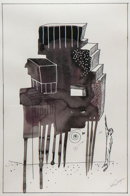 Bashir Qonqar, 'Construction 1', 2016