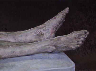 Freya Payne, 'Passage: feet', 2014