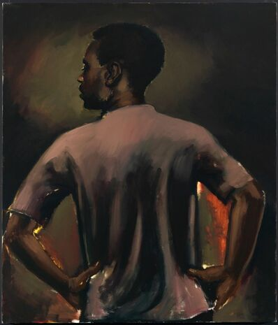 Lynette Yiadom-Boakye, 'Some Distance From Now', 2013