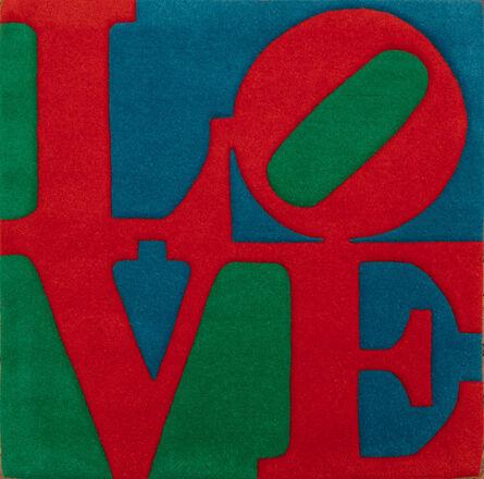 Robert Indiana, 'CLASSIC LOVE', 2007