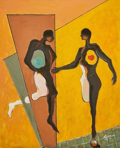 Heitham Adjina, 'A Delicate Balance', 2016