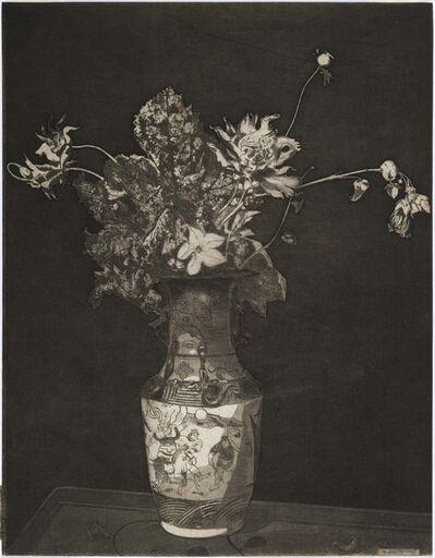 Theodore Roussel, 'L'Agonie des Fleurs', 1890-1895