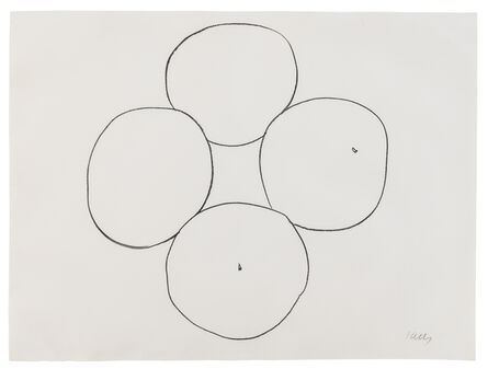 Ellsworth Kelly, 'Oranges', 1965-1906