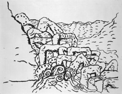 Philip Guston, 'Sea Group', 1983