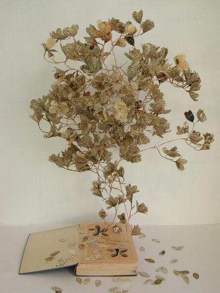 Su Blackwell, 'Magnolia', 2014